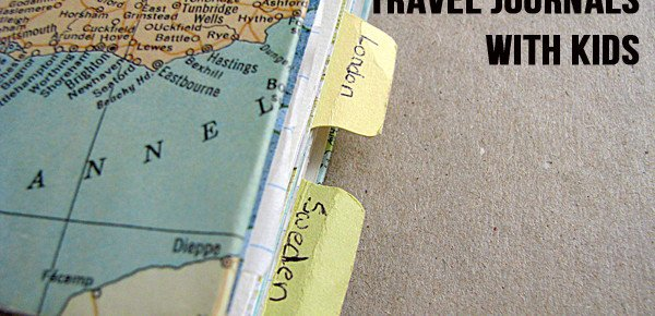 6 Tips for Creating Travel Journals With Kids