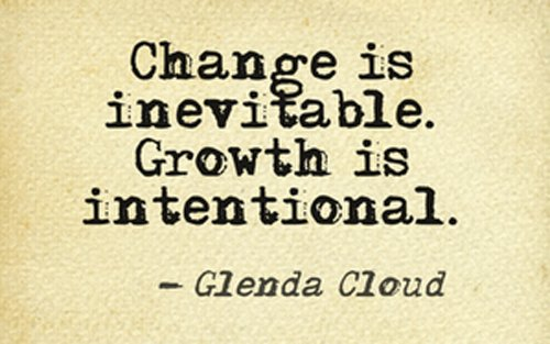 inspirational Quotes about change