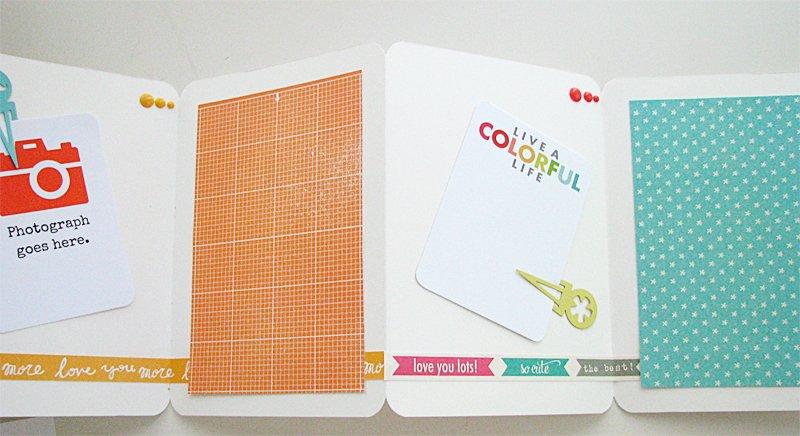 Project Life  Mini Journal