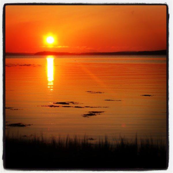 Maine Sun Rise