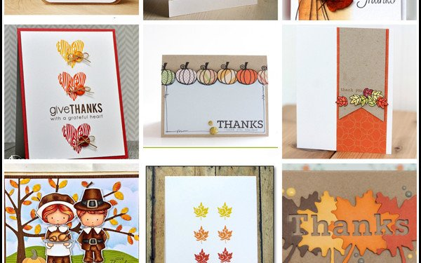 Handmade cards archives for Handmade thanksgiving decorations