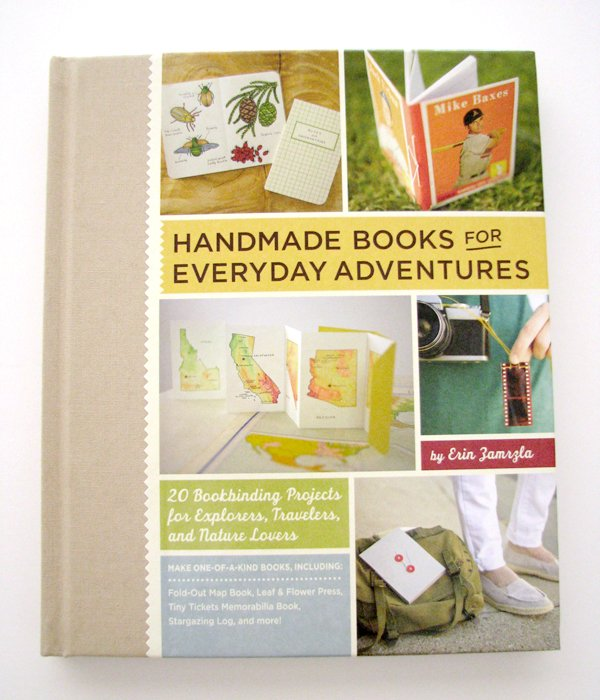 Handmade Books For Everyday Adventures Cover