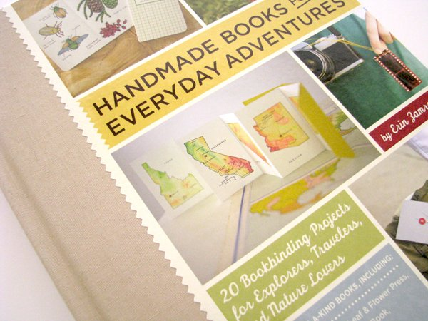 Handmade Books For Everyday Adventures Cover3