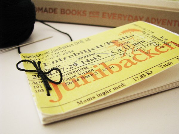 Swedish Ticket Journal