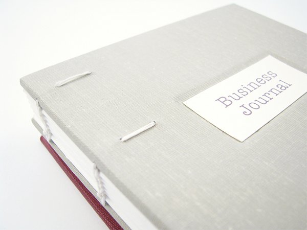 Dos a Dos Coptic Notebook