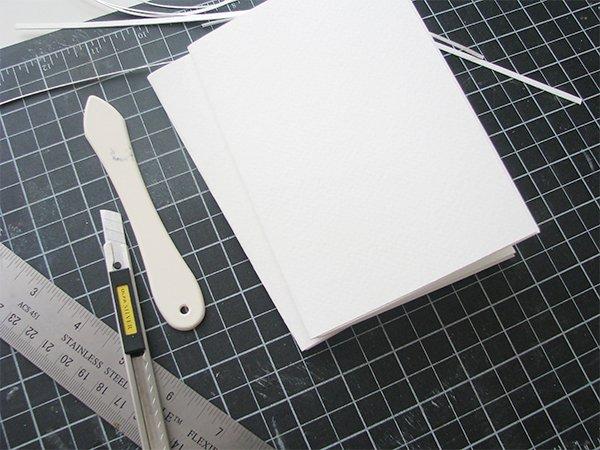 Alpha Stitched Book Tutorial