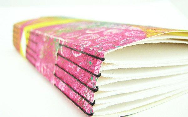 Long stitch Book
