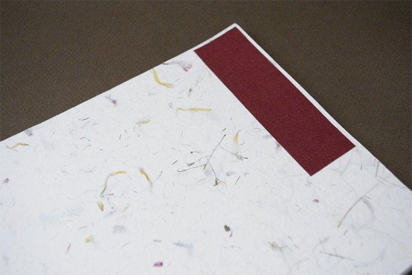 Japanese noble binding
