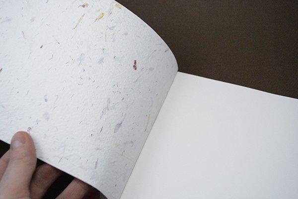 Japanese binding sketch book