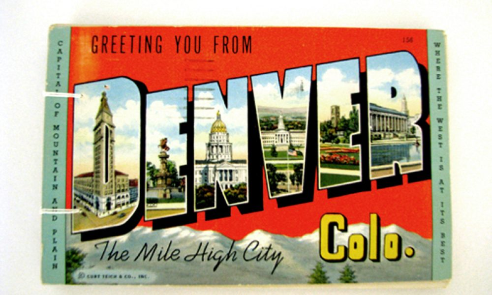 Vintage Postcard Album (2)