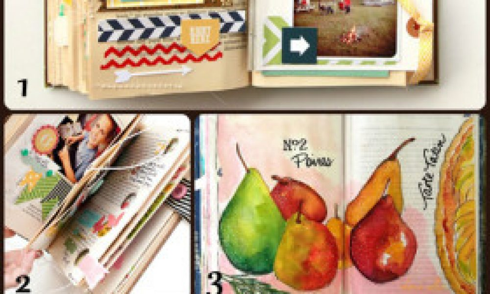 Altered Book Journal Collection