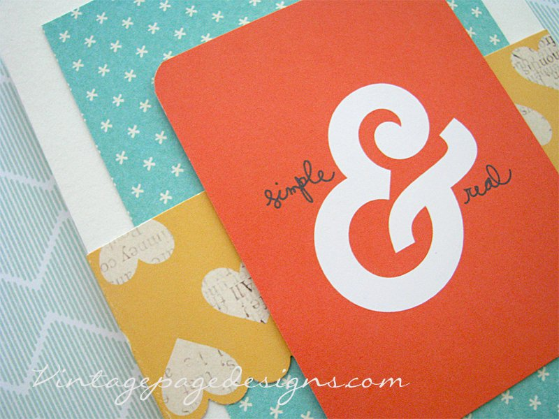 Project Life Mini Summer Journal