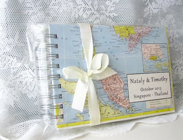 destination wedding travel journal