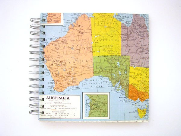 Travel Journal Australia