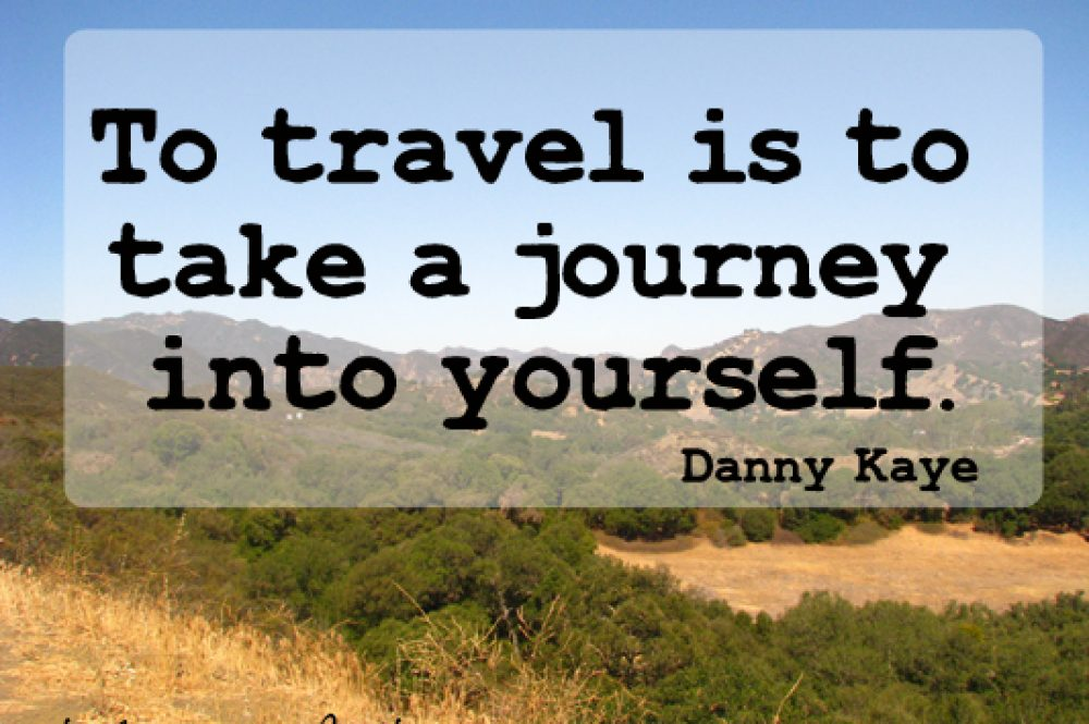 Journey Into Yourself