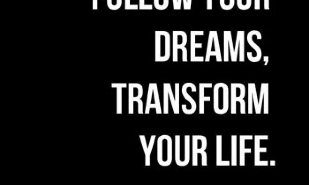 Follow Your Dreams Transform your Life Paulo Coelho FI