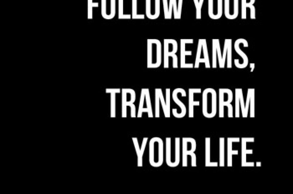 Follow Your Dreams Transform your Life Paulo Coelho FI