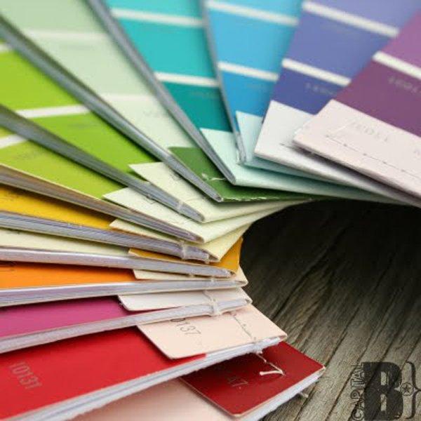 PaintChipMatchbooks
