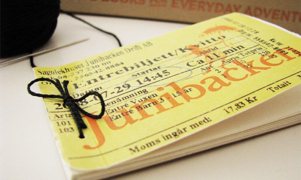 Swedish Ticket Journal