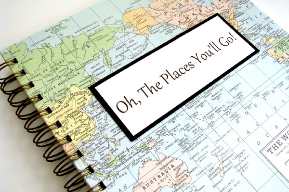 Graduation Travel Journal
