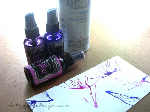 Dylusions and compressed air