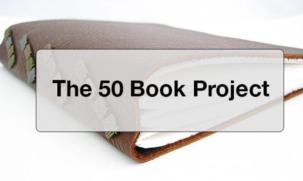 The 50 Book Project