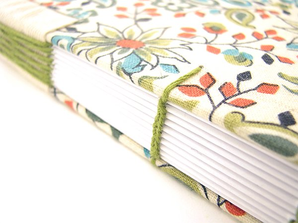 Spring Fabric Journal