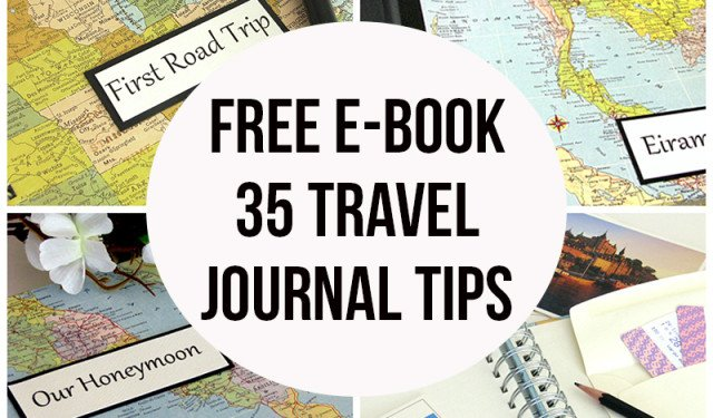 35 Travel Journal Tips