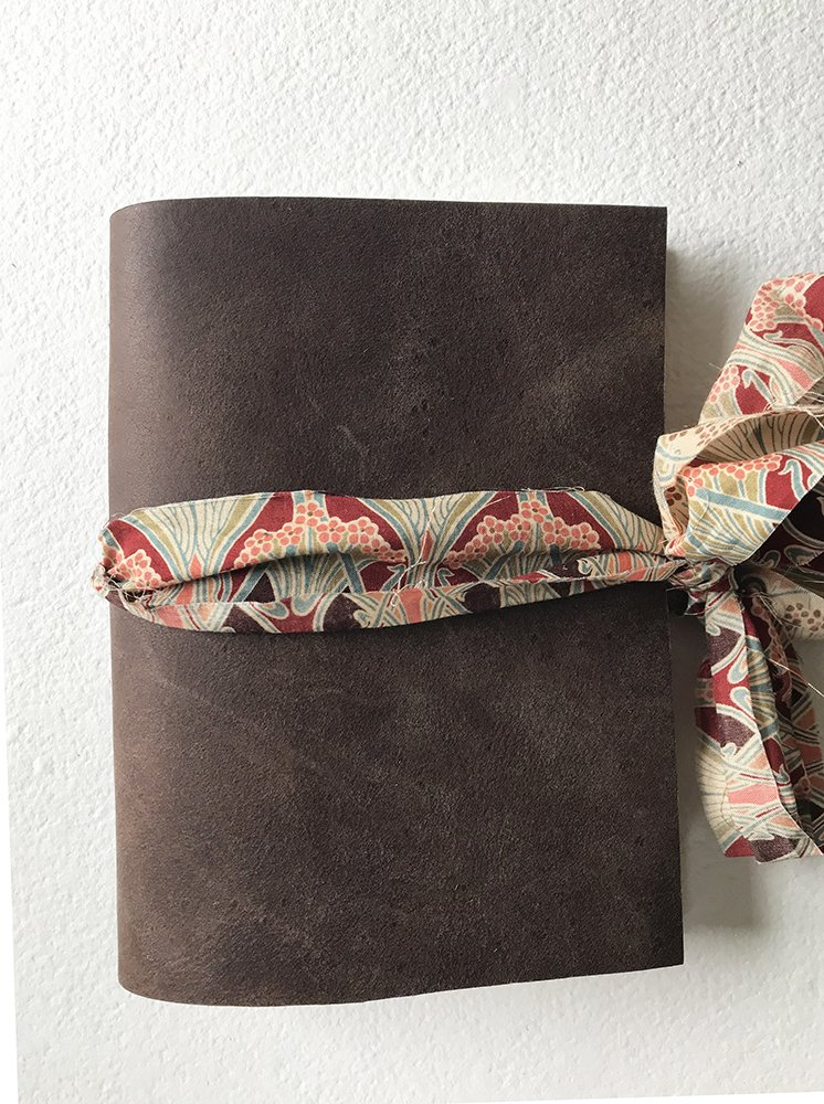 Leather Travelers Journal