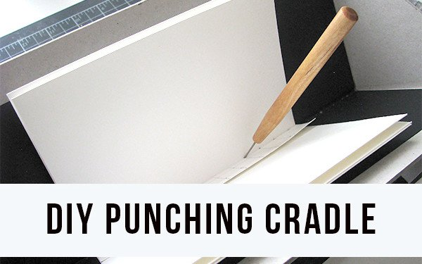 DIY Punching Cradle