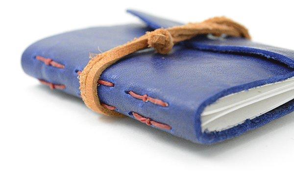 Mini Leather Book