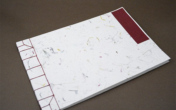 Japanese binding sketch book