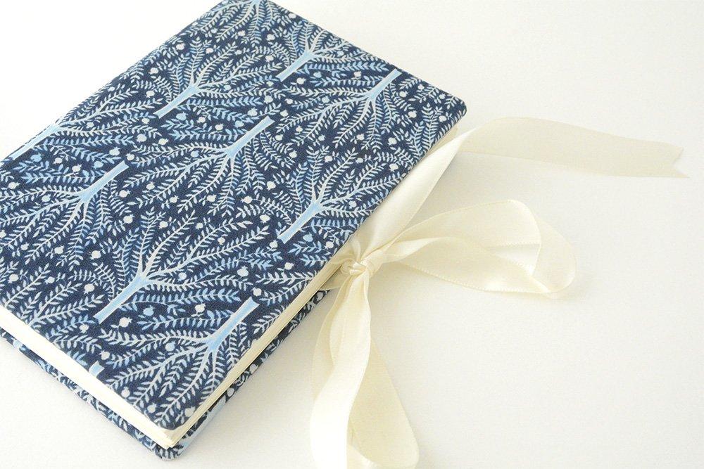 Long stitch link stitch book