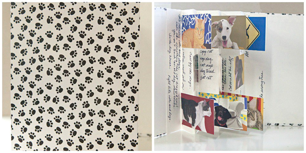 Flag Book by Missy