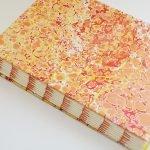 Blanket Stitch Handmade Book