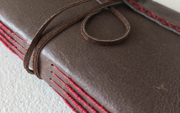 Long stitch with packing