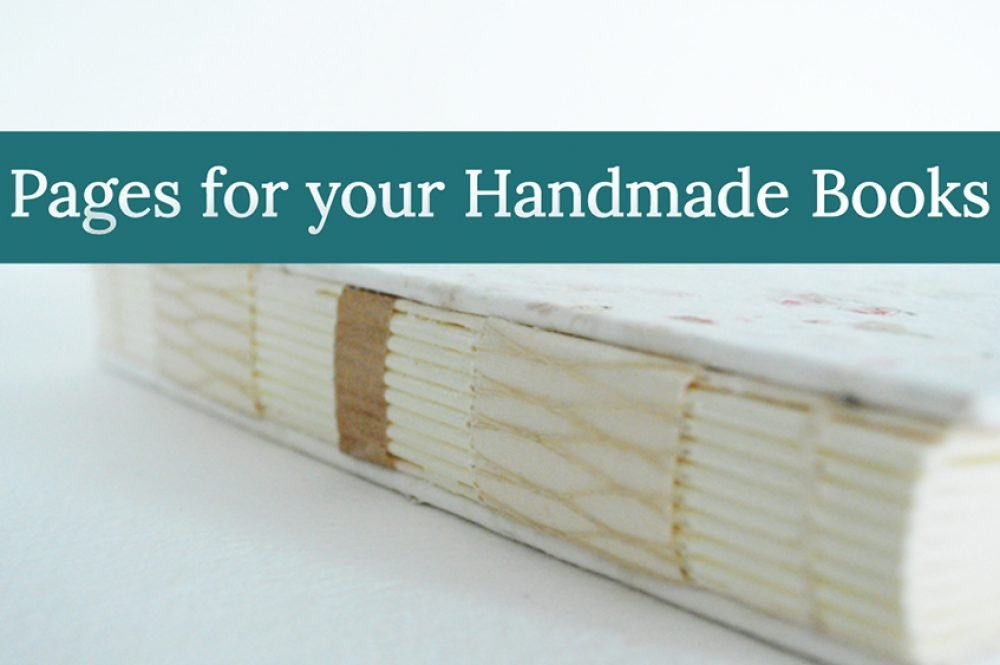 Pages for Handmade Books