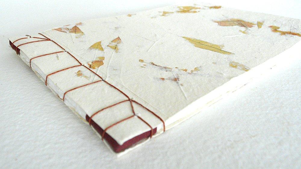 Fall Japanese Stab Binding Book
