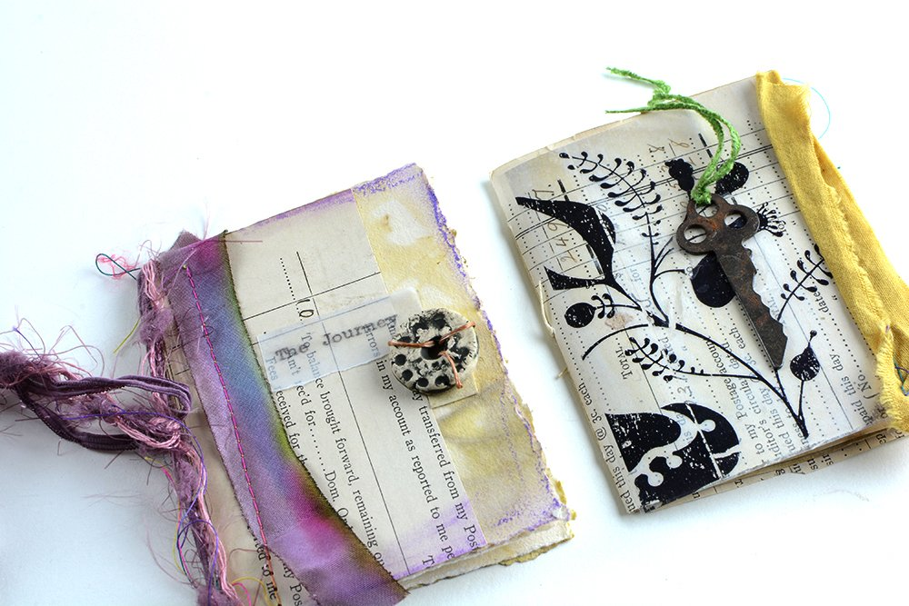 Altered Book | Ali Manning