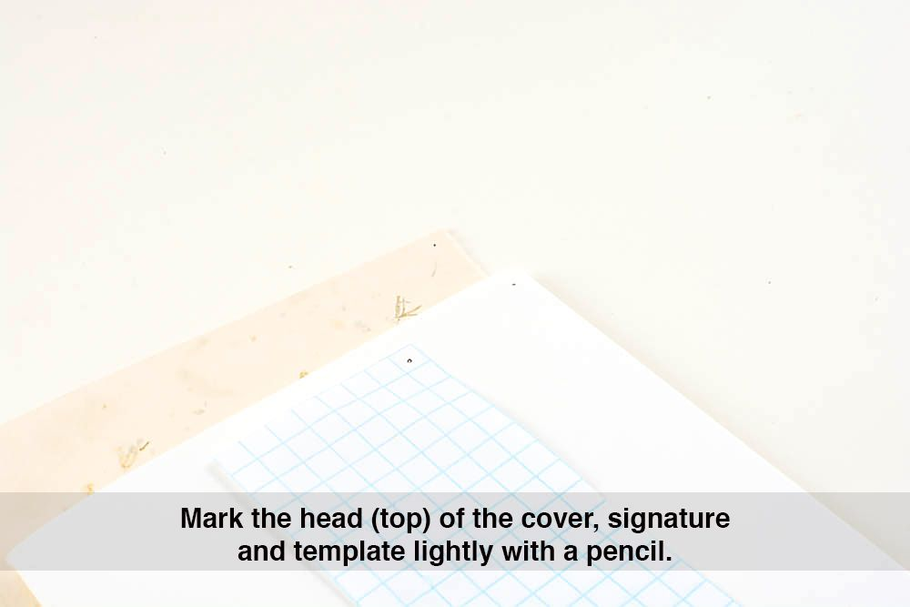 DIY Stocking Stuffer Notebook Tutorial | Vintage Page Designs