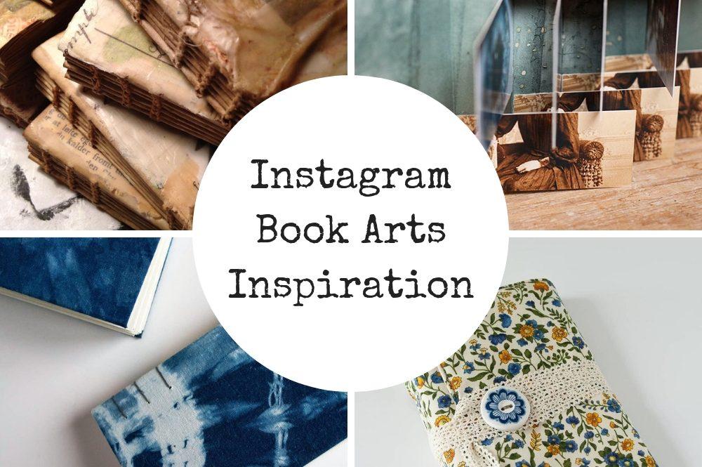 Instagram Book Arts Inspiration