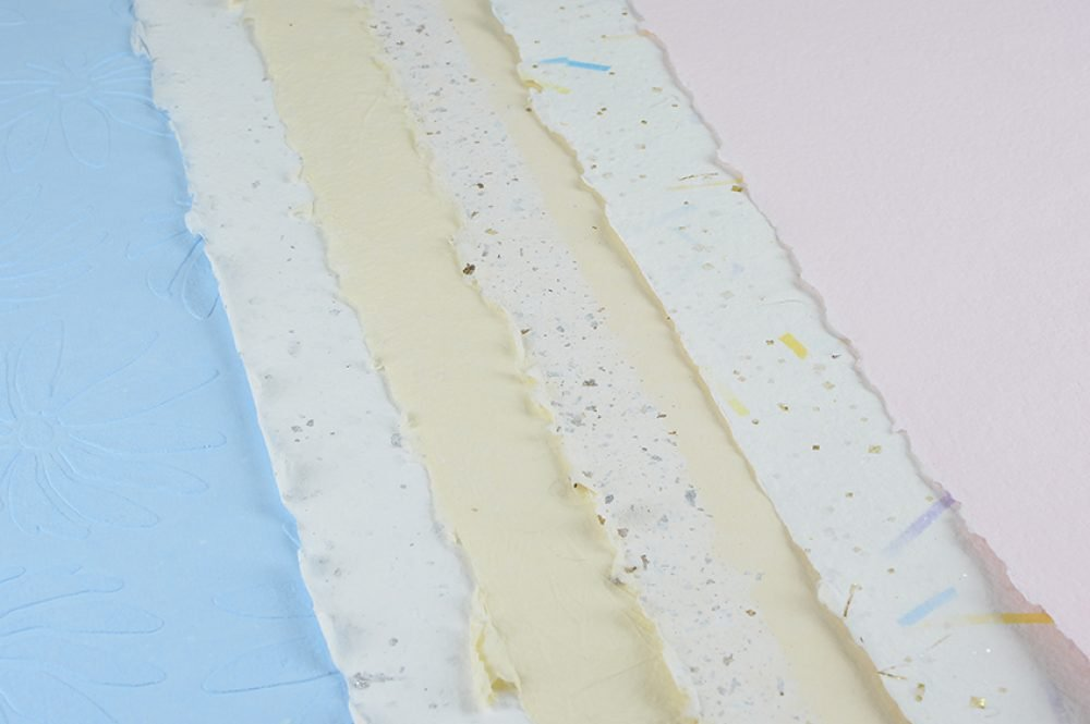 March Handmade Paper Club | Vintage Page Designs