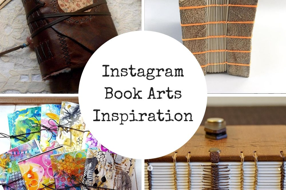 Instagram Book Arts Inspiration