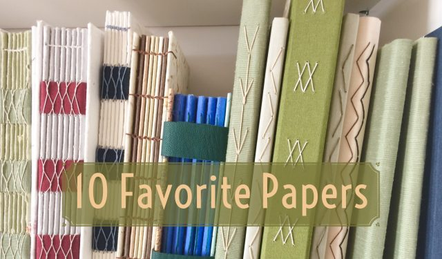 10 Favorite Papers