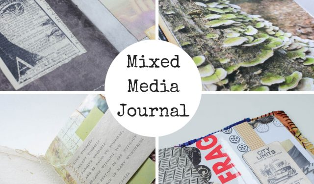 Mixed media journal class