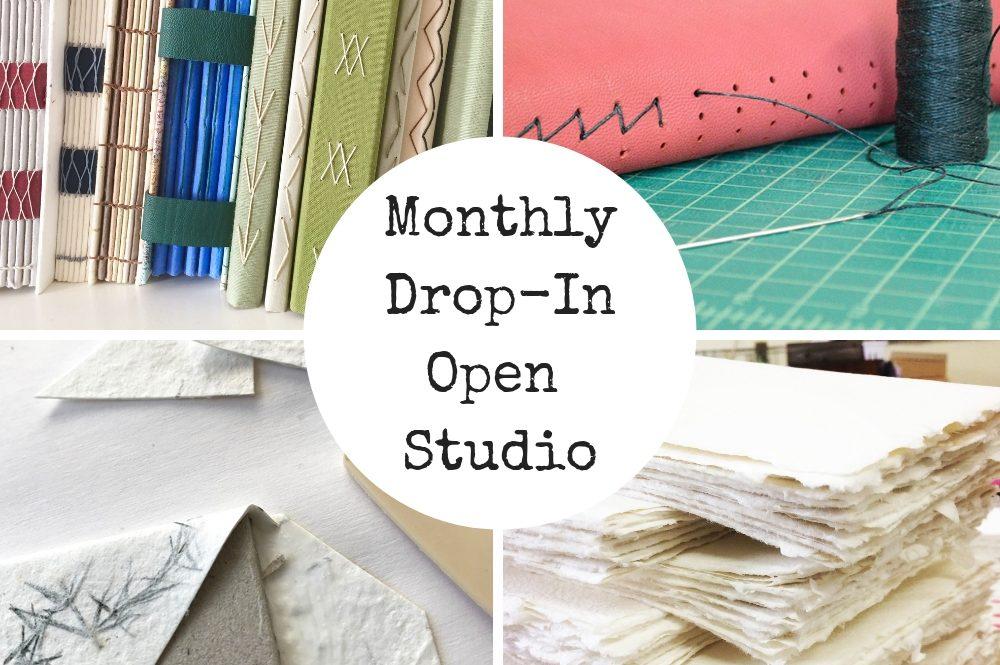 Monthly Open Studio