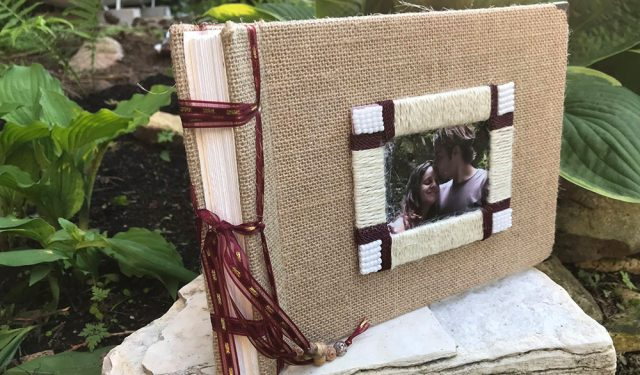 Wedding Album | Vintage Page Designs