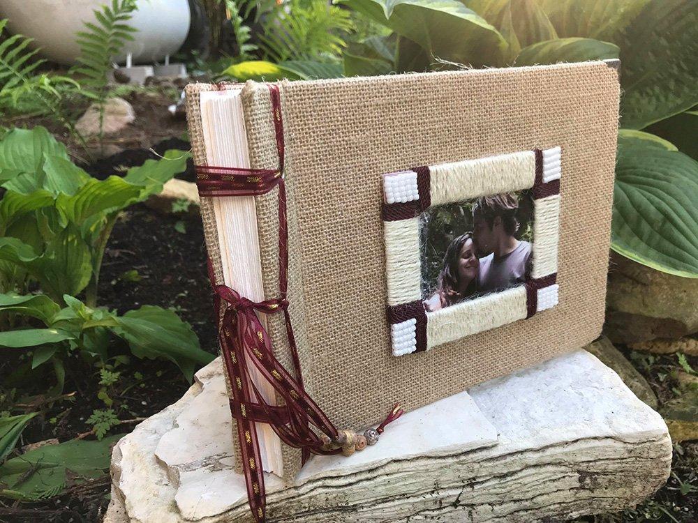 Wedding Album | Vintage Page Designs