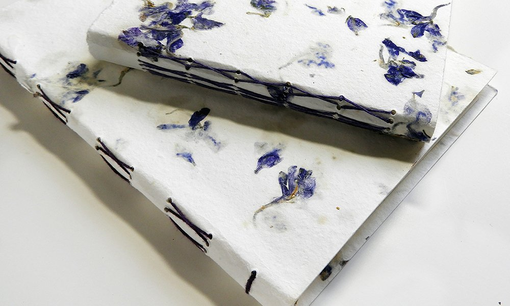 Handmade Books by Lana Stuart | Vintage Page Desigsn