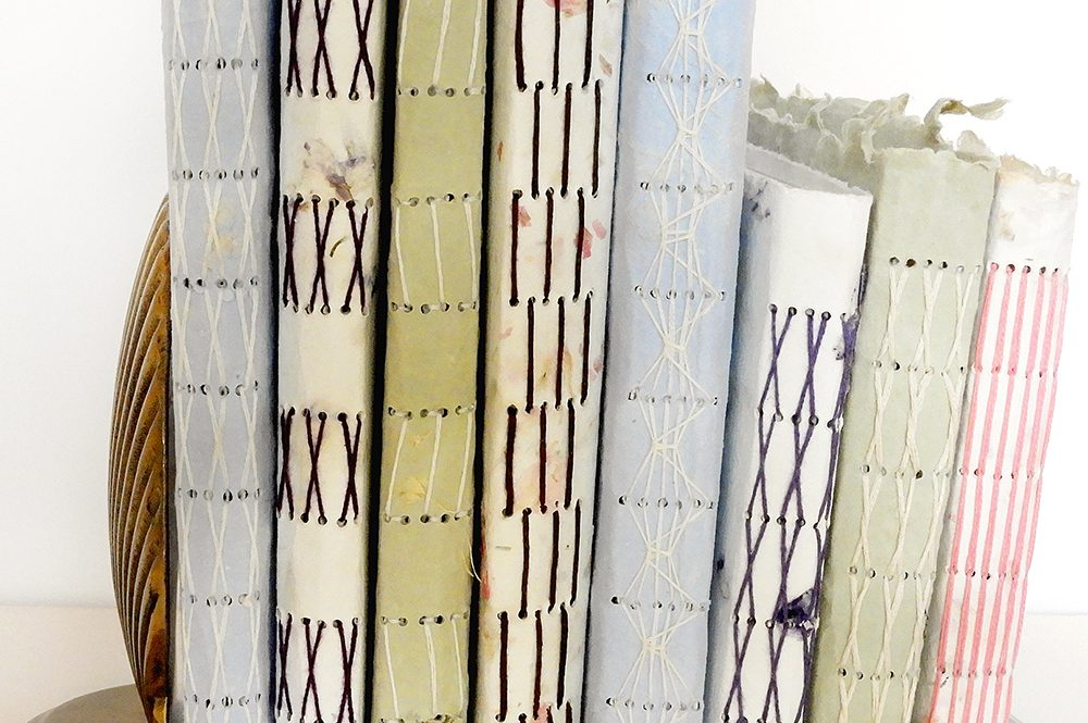 Handmade Books by Lana Stuart | Vintage Page Designs